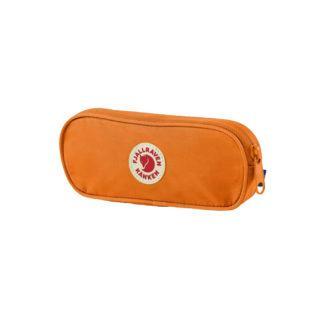 Оранжевый пенал Канкен спереди