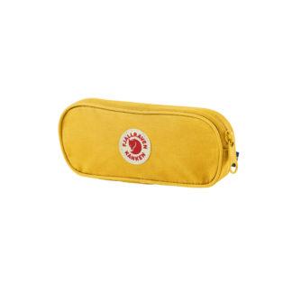 Желтый пенал Канкен спереди