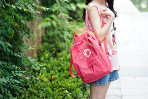 Как носить рюкзак Канкен