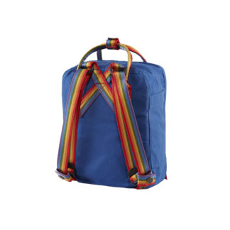 Фото рюкзака Kanken Rainbow Mini Deep Blue 2