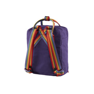Фото рюкзака Kanken Rainbow Mini Purple 1