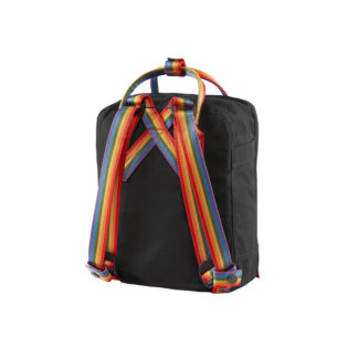 Фото рюкзака Kanken Rainbow Mini Black