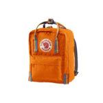 Фото рюкзака Kanken Rainbow Mini Burnt Orange 3