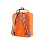 Фото рюкзака Kanken Rainbow Mini Burnt Orange 1