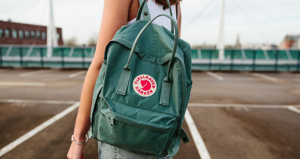 Непромокаемые рюкзаки Канкен