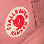 Рюкзак Канкен Классик розовый логотип 2