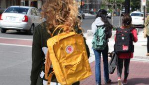 Популярные рюкзаки Канкен