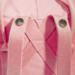 Рюкзак Канкен Классик розовый лямки 2