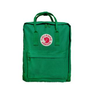 Рюкзак Канкен Классик зеленый спереди