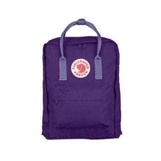 Фото фиолетового рюкзака Канкен 1000