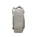 Серый рюкзак Канкен с полосками сбоку