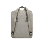 Серый рюкзак Канкен с полосками сзади