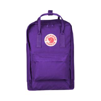 Фиолетовый рюкзак Канкен Лаптоп спереди