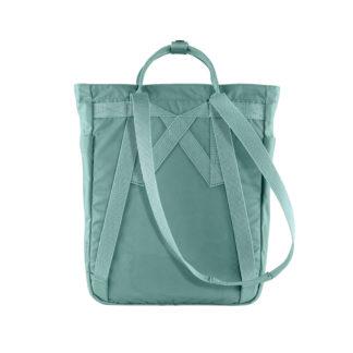 Мятная сумка Канкен сзади