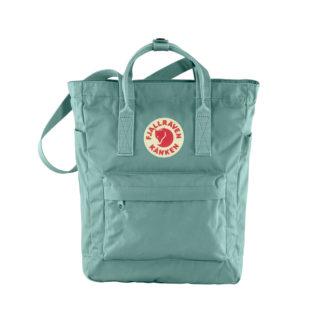 Мятная сумка Канкен спереди 2