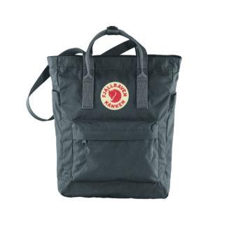 Серая сумка Канкен спереди