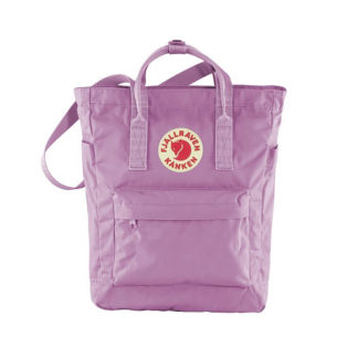 Лавандовая сумка Канкен спереди