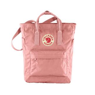Розовая сумка Канкен спереди