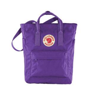 Фиолетовая сумка Канкен спереди